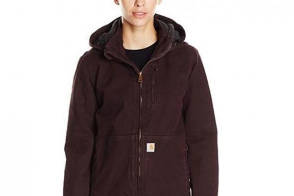 Heavy Duty Carhartt Coats to Keep You Warm