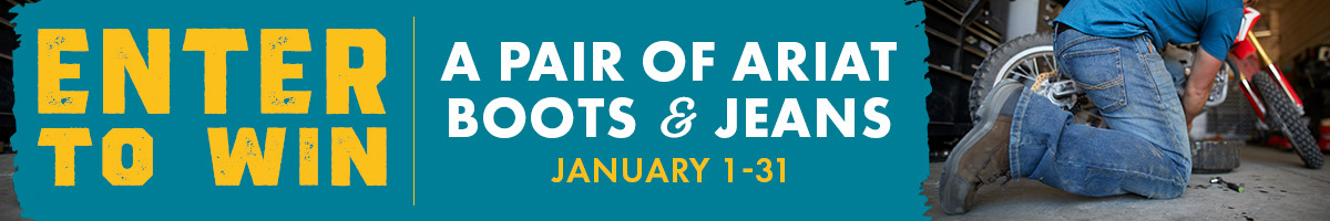 Ariat Boots & Jeans Giveaway