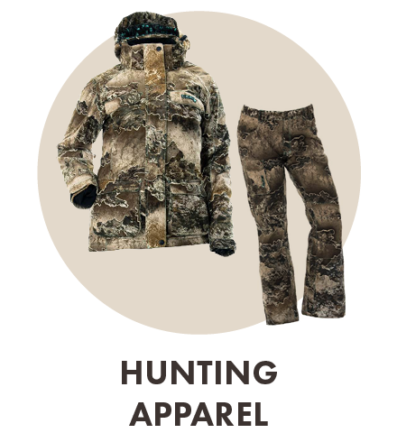Camo Hunting Apparel