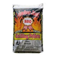 Lumber Jack Hickory BBQ Grilling Pellets