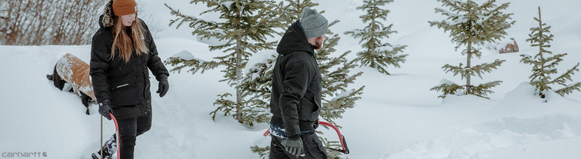 Carhartt Winter Clothing