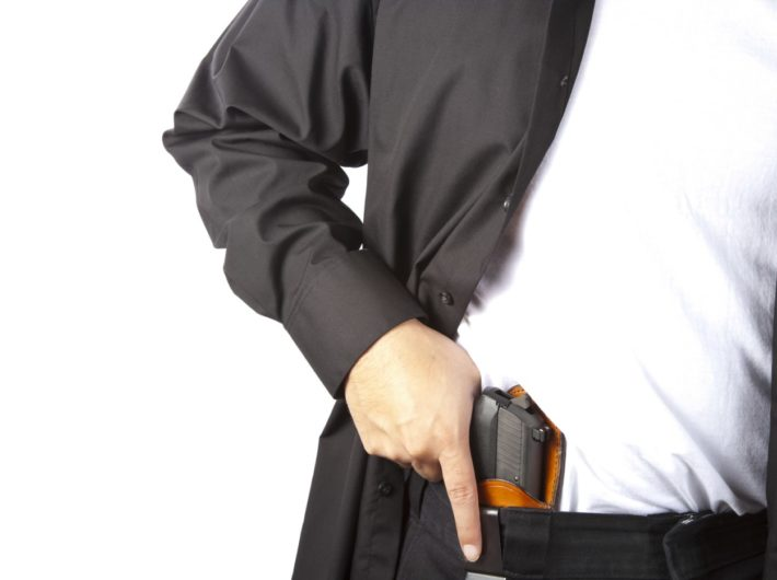 New Idaho Gun Concealment Law